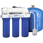Watts Premier Five Stage EPA / ETV Verified Reverse Osmosis System w/ Monitor Faucet