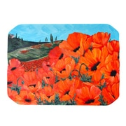 KESS InHouse Poppies Placemat