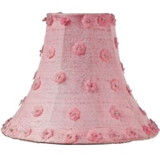 Jubilee Collection 12'' Silk Bell Lamp Shade