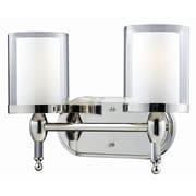 Z-Lite Argenta 2-Light Vanity Light