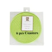 Saro Cabana Coaster; Lime