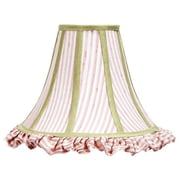 Jubilee Collection 16'' Silk Bell Lamp Shade