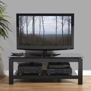 Plateau SL Series 50'' TV Stand; Black