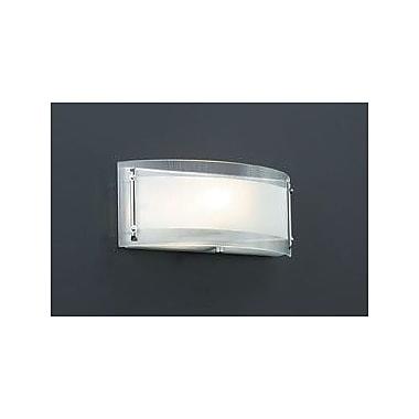 PLC Lighting Millennium 1-Light Wall Sconce