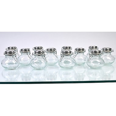 Global Amici Carina Spice Jars (Set of 12)