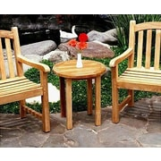 Three Birds Casual Canterbury Tall Round Side Table