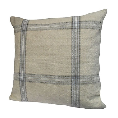 Rennie & Rose Design Group Miranda Throw Pillow; 18'' x 18''