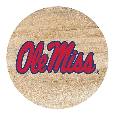 Thirstystone University of Mississippi Collegiate Coaster (Set of 4)