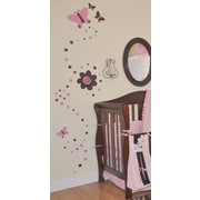 DK Leigh Sweet Butterfly Vinyl Wall Decal