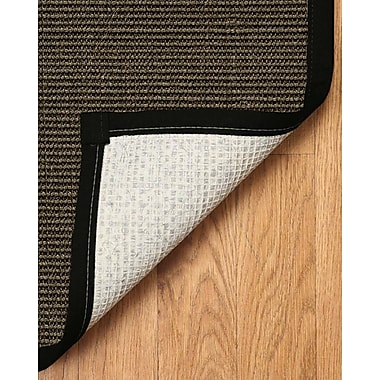 Natural Area Rugs Sisal Onyx Big Sur Rug; Rectangle 5' x 8'