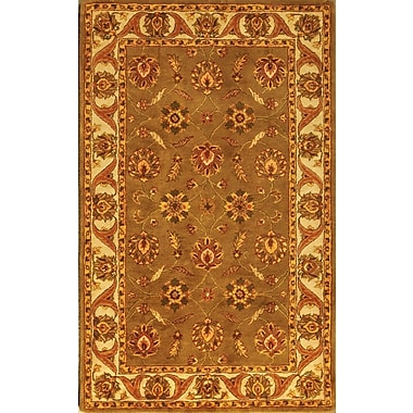 Meva Rugs Nina Orange Area Rug; 8' x 11'