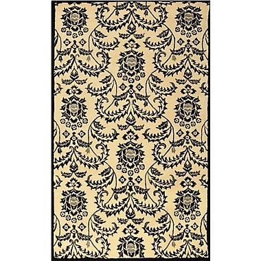 MOTI Rugs Lilly Ivory Rug; Rectangle 8' x 11'