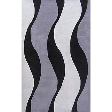 American Home Rug Co. Bright Rug Winds of Africa Slate Area Rug; 8' x 11'