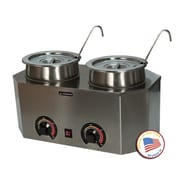 Paragon International Pro-Deluxe Dual Warmer w/ Ladles