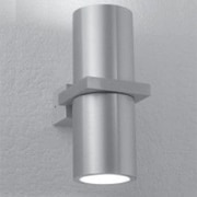 LumenArt Alume 2-Light Accent Wall Sconce; Without Junction Box Cover