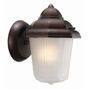 Design House Maple Street 1-Light Outdoor Sconce; Washed Copper