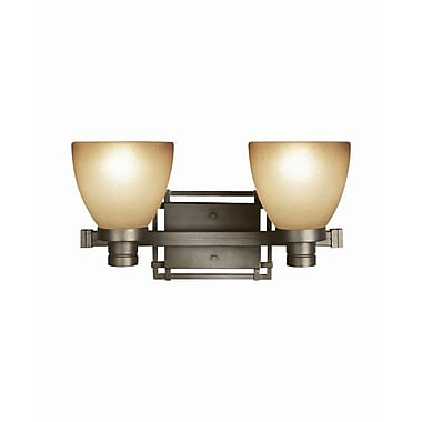 Woodbridge Wayman 2-Light Vanity Light