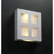 PLC Lighting Gayle  2-Light Wall Sconce