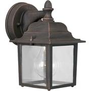 Forte Lighting 1-Light Outdoor Wall Lantern