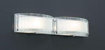 PLC Lighting Millennium 2-Light Bath Bar