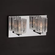 PLC Lighting Felicia 2 Light Vanity Light
