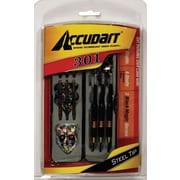 Accudart 301 Dart Set, Steel Tips by