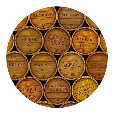Thirstystone Wine Barrels Coaster (Set of 4)