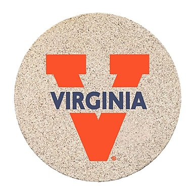 Thirstystone University of Virginia Collegiate Coaster (Set of 4)