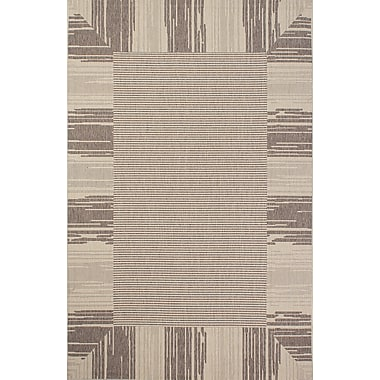Segma Bahamas Light Brown Area Rug; Rectangle 5' x 7'