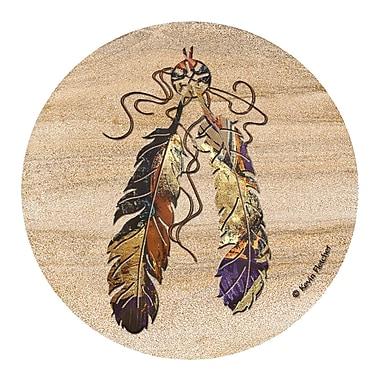 Thirstystone Feathers Coaster (Set of 4)