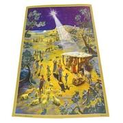 Alexander Taron Nativity Text Advent Calendar