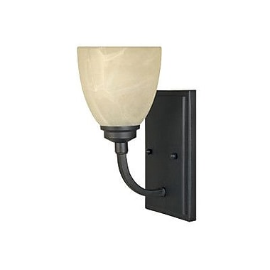 Designers Fountain Tackwood 1-Light Wall Sconce