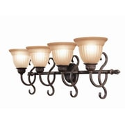 Woodbridge Fairhaven 4-Light Vanity Light