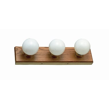 Design House 3-Light Bath Bar