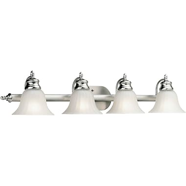 Forte Lighting 4-Light Vanity Light