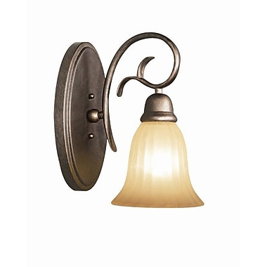 Woodbridge Clifton 1-Light Bath Sconce