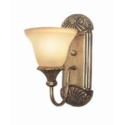 Woodbridge Kensington Park 1-Light Bath Sconce