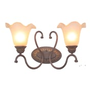 Woodbridge Elegante 2-Light Vanity Light