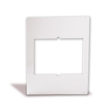 Cadet Com-Pak Plus Series Adapter Plate; White