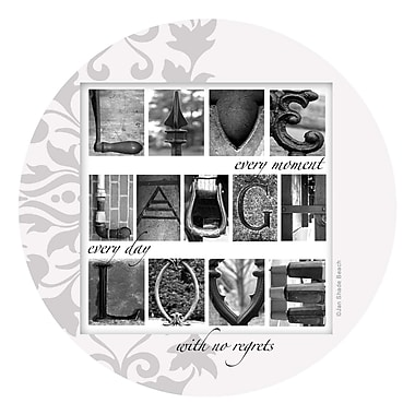 Thirstystone Live Laugh Love Occasions Coaster (Set of 4)
