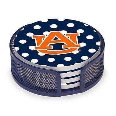 Thirstystone 5 Piece Auburn University Dots Collegiate Coaster Gift Set