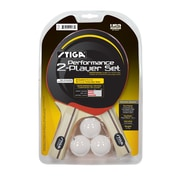Stiga Performance 2-Player Table Tennis Racket Set