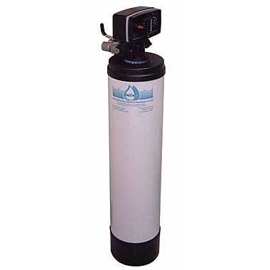 CuZn Backwashing Whole House Filter
