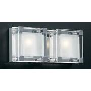 PLC Lighting Corteo 2-Light Bath Bar
