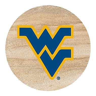 Thirstystone West Virginia University Collegiate Coaster (Set of 4)