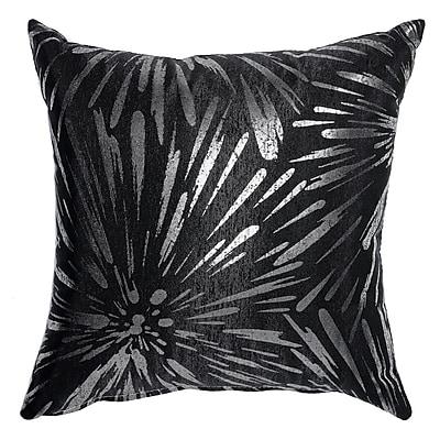Cortesi Home Sunburst Accent Throw Pillow