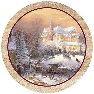 Thirstystone Victorian Christmas II Coaster (Set of 4)