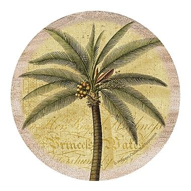 Thirstystone Palm Coaster (Set of 4)
