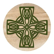 Thirstystone Celtic Cross Coaster (Set of 4)