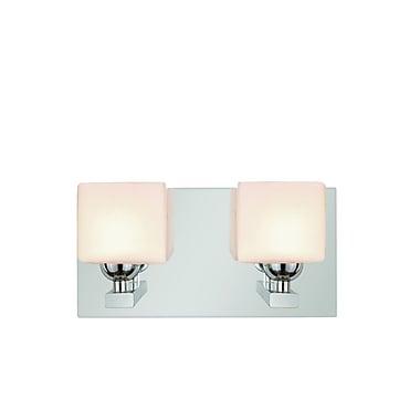 TransGlobe Lighting 2-Light Vanity Light